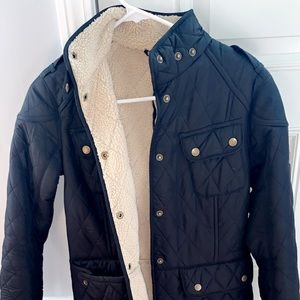 Barbour jacket purchased from jcrew